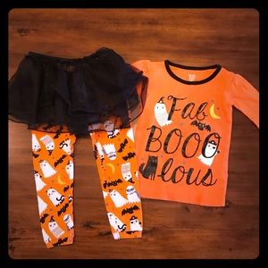 Halloween Pajamas - Toddler Girl